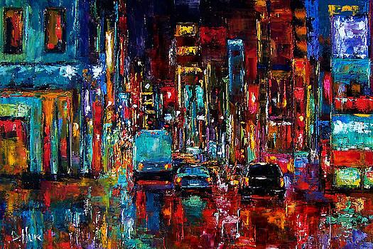 Party Of Lights by Debra Hurd