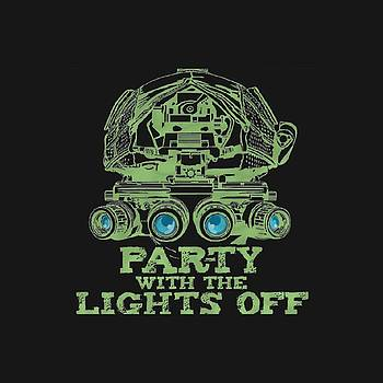Party With The Lights Off by TortureLord Art