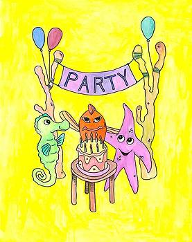 Party Time by Jessica Kauffman
