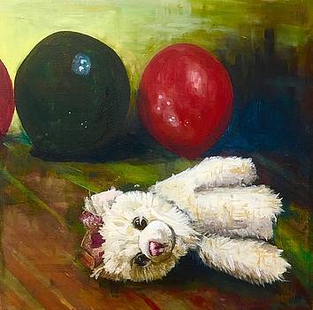 Party's Over by Annie Kehoe