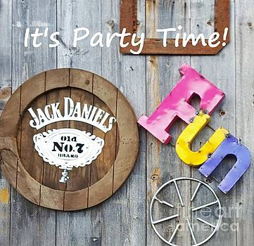 Sharon Williams Eng - Pary Time with Jack