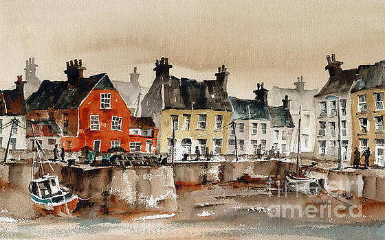 Val Byrne - Passage east Harbour, Waterford