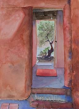 Passageway by Celene Terry