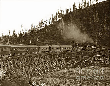 California Views Mr Pat Hathaway Archives - Passenger Train steam locomotives No. 1761 -