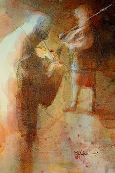 Passing It On by Robert Yonke