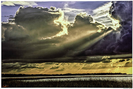 Passing Storm by Rogermike Wilson