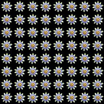 Bishopston Fine Art - Passion Flower Design 2