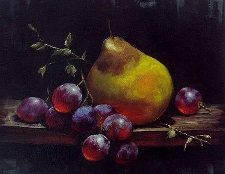 Passion Fruit by Carmela Brennan