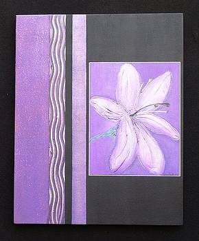 Passion in Violet by Laurie Alpert