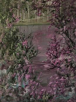 Passionate Purple by Joanna Deritis