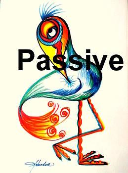 Passive Taino Bird by Yolanda Rodriguez
