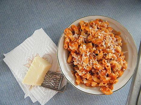 Pasta Fagioli by Paula Giampola