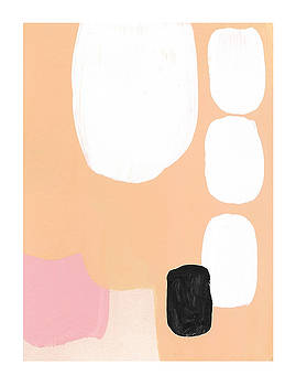 Pastel Abstract by Cortney Herron