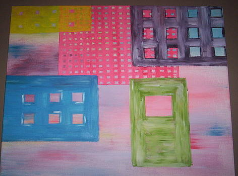 Pastel Life by Becca Haney