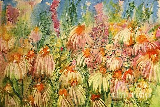 Pastel Places by Shirley Sykes Bracken