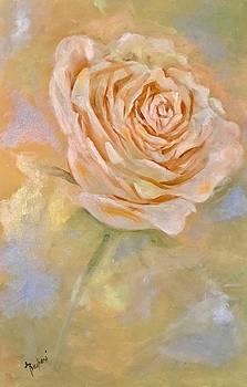 Pastel Rose by Anne Barberi