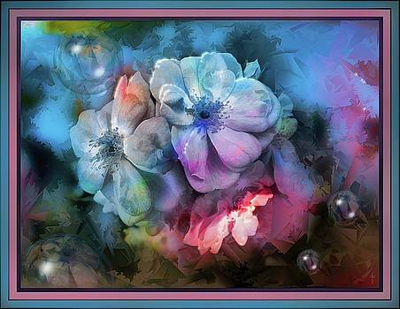 Pastel Roses  by Daniel Arrhakis
