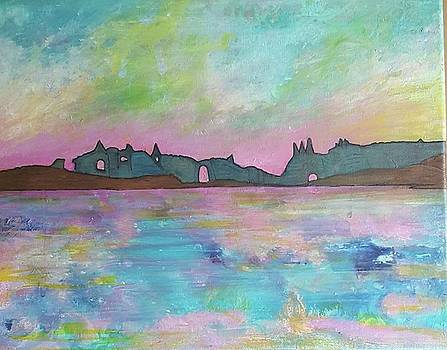 Pastel Sunrise by Cynthia Silverman