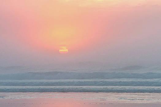 Pastel Sunrise by Susan Schmidt