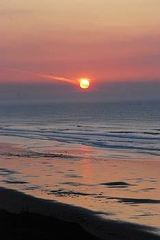 Doug Thwaites - Pastel Sunset