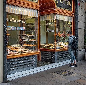 Pasteleria Barcelona by Alida Thorpe