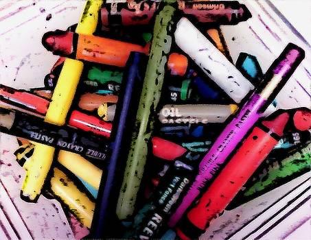 Pastels by Jennifer Choate