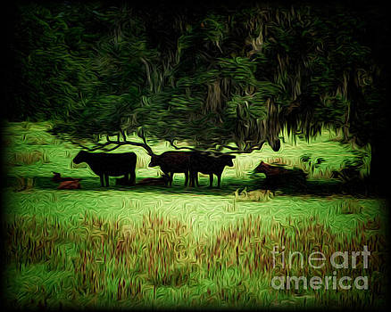 Pastoral Tranquility by John Eide