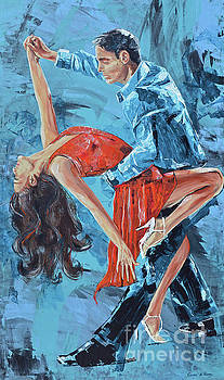 Pastorek dancing by Paola Correa de Albury