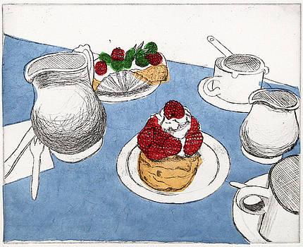 Pastries by Michelle Fattibene