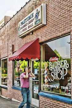 Sharon Popek - Pasttime Barber Shop