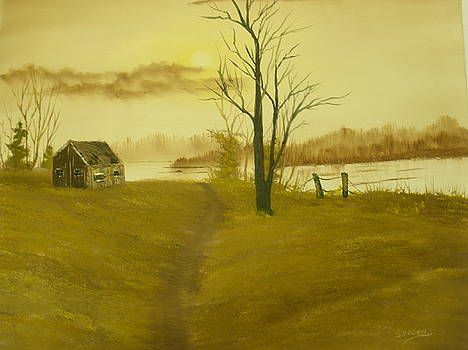 Pastures by Ron Sargent