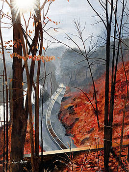 Patapsco Valley by Christopher Spicer