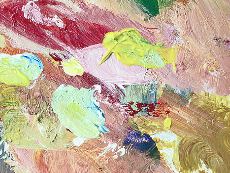 David Lloyd Glover - Patch of Yellow