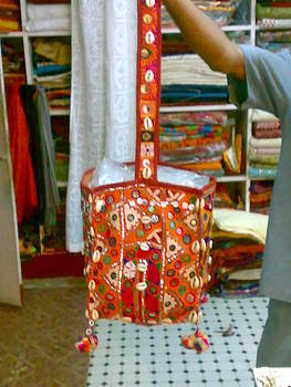 Patchwork From Pakistan by Santosh Rathi