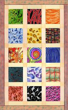Patchwork Paint 2 by Lynne Henderson