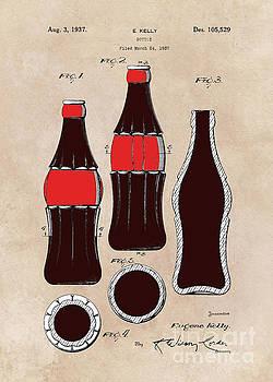 Justyna Jaszke JBJart - patent Bottle  Kelly 1937