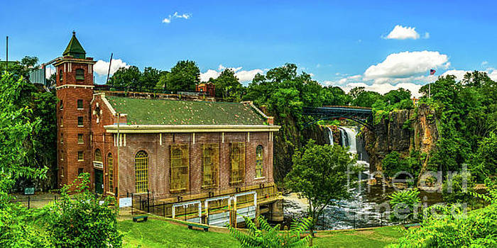 Paterson Great Falls National Historical Park  by Nick Zelinsky