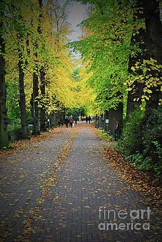 Jost Houk - Path of Bruges