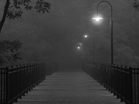 Path to darkness by Brian Pflanz