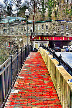 Path to Ellicott City by Stephen Younts