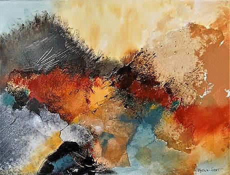 Path to the Beach by Jo Ann Brown-Scott
