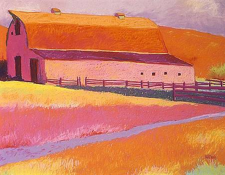 Path to West Pasture by Mary McInnis