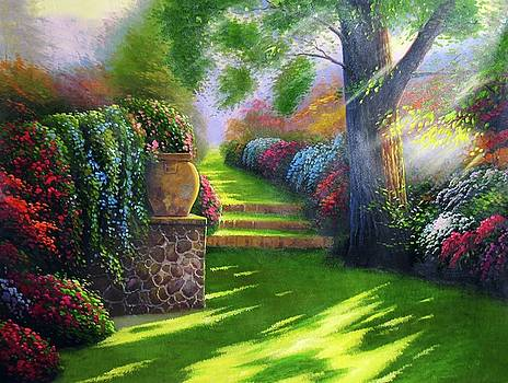 Pathway to Heaven by Karen Showell