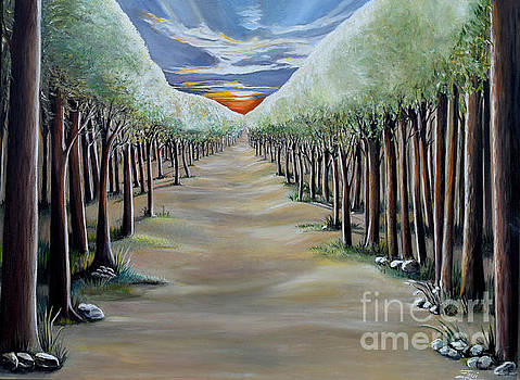 Pathway to the Heavens by Toni  Thorne