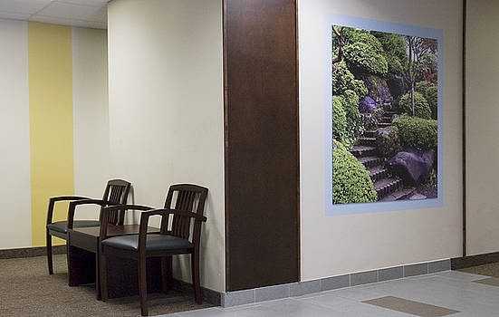 Michael Rutland - Pathways Waiting Area
