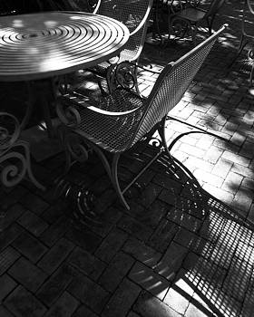 Patio by Rodney Lee Williams
