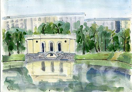 Patriarshy Ponds by Lelia Sorokina