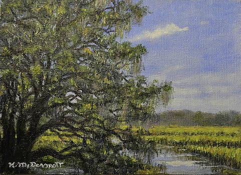 Patriot Oak by Kathleen McDermott