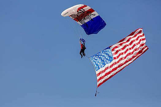 John Daly - Patriot Parachute