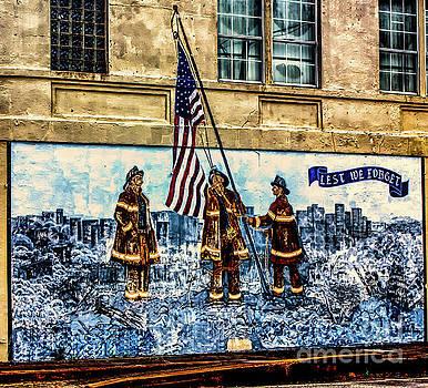 Patriotic Art by JB Thomas